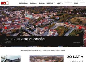 Krupinski-nieruchomosci.pl thumbnail