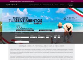 Krystal-hotels.com.mx thumbnail