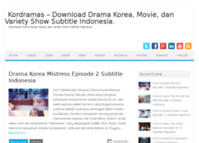 Kshowsubindo Id At Wi Kordramas Download Drama Korea Movie Dan Variety Show Subtitle