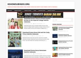 Kshowsubindo.org thumbnail