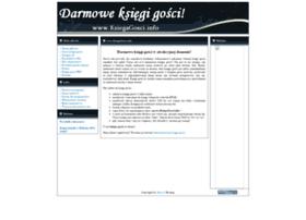 Ksiegagosci.info thumbnail