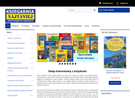 Ksiegarnia-najtaniej.pl thumbnail