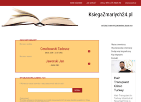Ksiegazmarlych24.pl thumbnail