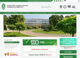 Kubagro.ru thumbnail