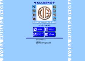 Kuhara-neji.jp thumbnail