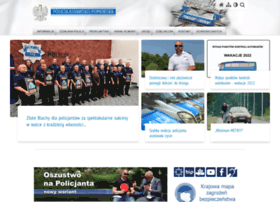 Kujawsko-pomorska.policja.gov.pl thumbnail