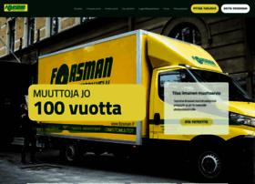 Kuljetusforsman.fi thumbnail
