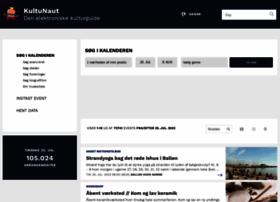 Kultunaut.dk thumbnail