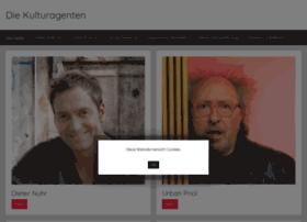 Kulturagenten.de thumbnail