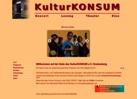 Kulturkonsum-ev.de thumbnail