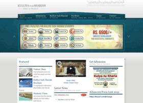Kulyatushariah.edu.pk thumbnail