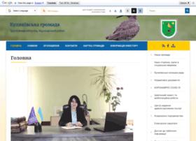 Kulykivska-gromada.gov.ua thumbnail