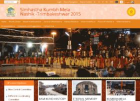 Kumbhmela2015.maharashtra.gov.in thumbnail