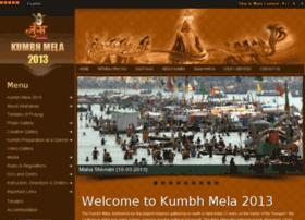 Kumbhmelaallahabad.gov.in thumbnail