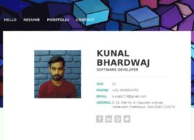 Kunalbhardwaj.in thumbnail