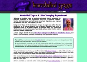 Kundaliniyoga.org thumbnail