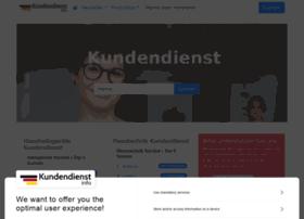 Kundendienst-info.de thumbnail