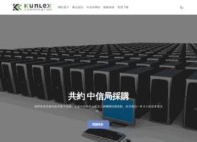 Kunlex.com.tw thumbnail