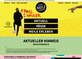 Kunstmeile-hamburg.de thumbnail