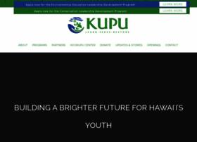 Kupuhawaii.org thumbnail
