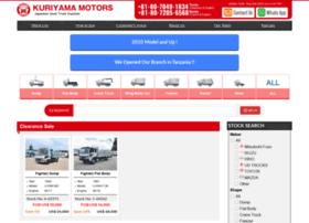 Kuriyama-motors.jp thumbnail