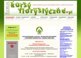 Kursyflorystyczne.pl thumbnail