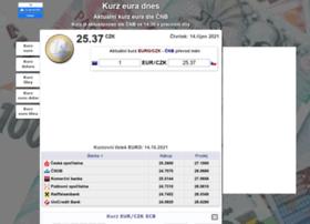 Kurz-euro.cz thumbnail