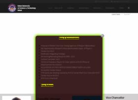 Kust.edu.pk thumbnail
