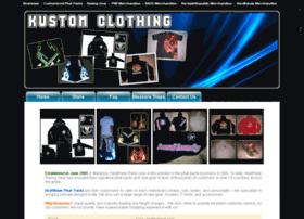 Kustomclothing.com.my thumbnail