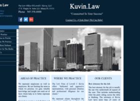 Kuvin.law thumbnail