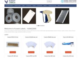 Kuwaitlabels.com thumbnail