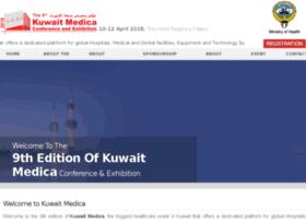 Kuwaitmedica.com thumbnail