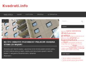 Kvadrati.info thumbnail