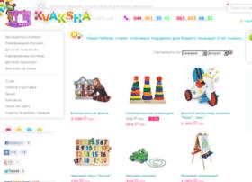 Kvaksha.com.ua thumbnail