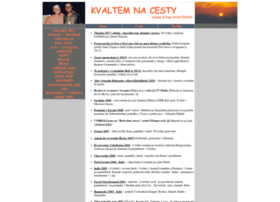 Kvaltemnacesty.cz thumbnail