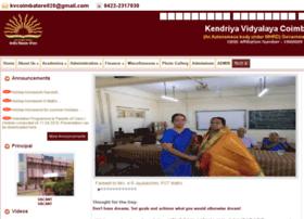 Kvcoimbatore.org thumbnail