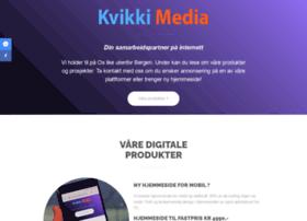 Kvikki.no thumbnail