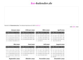 Kw-kalender.de thumbnail