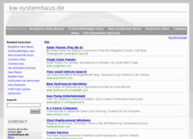 Kw-systemhaus.de thumbnail