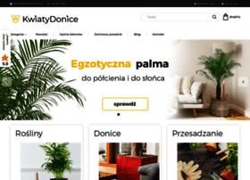 Kwiatydonice.pl thumbnail
