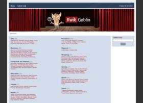 Kwikgoblin.com thumbnail