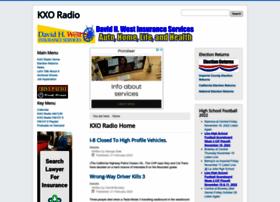Kxoradio.com thumbnail