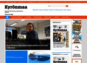 Kyronmaa-lehti.fi thumbnail