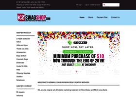 Kzcreativeservices.com thumbnail