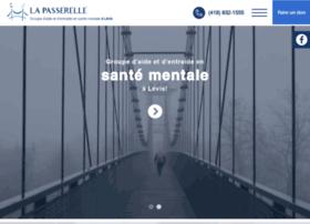La-passerelle.ca thumbnail