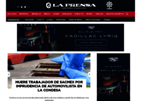 La-prensa.com.mx thumbnail