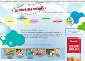 La-recre-des-enfants.fr thumbnail