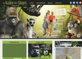 La-vallee-des-singes.fr thumbnail
