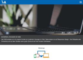 La-webdesign.de thumbnail