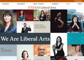 La.utexas.edu thumbnail